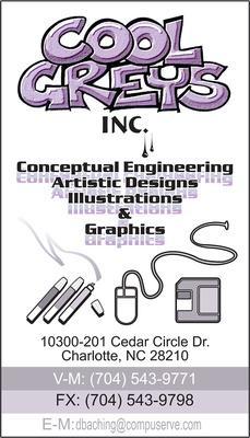 Cool Greys Inc.