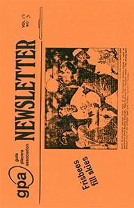 GPA Newsletter v13n3 1990 thumb
