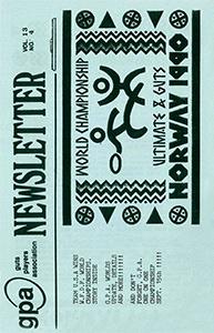 GPA Newsletter v13n4 1990 thumb