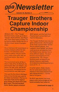 GPA Newsletter v15n2 1992 thumb