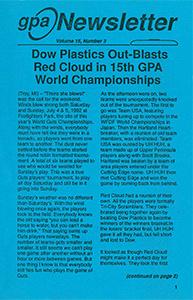 GPA Newsletter v15n3 1992 thumb