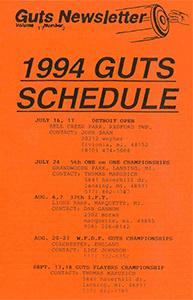 GPA Newsletter v17n2 1994 thumb