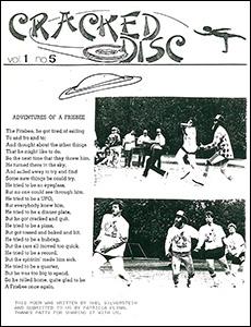 Cracked Disc v1n5 1987