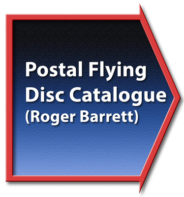 Postal Flying Disc Catalogue, Roger Barrett