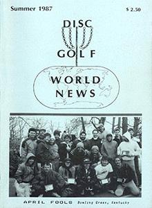Disc Golf World News v1n2 Summer87