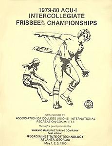 1980 ACU-I Championship Results—Atlanta, GA—May 1–3, 1980
