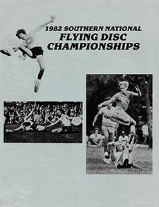 1982 Southern Nationals (NAS) Program—Austin, TX—Mar 26–28, 1982