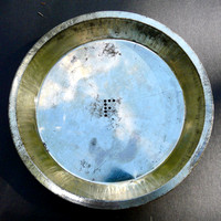 Later model Perforated F Tin