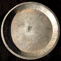 Smaller diameter, custard pie Perforated F tin