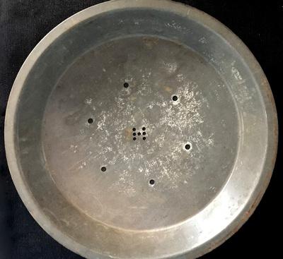 Perforated H Tin