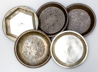 Various Manufacturers—Pie Tins