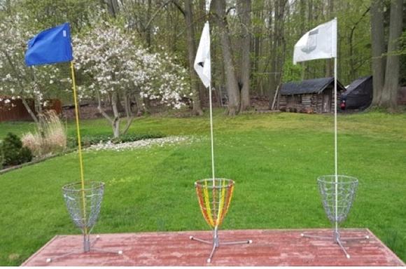 TruPutt™ Disc Golf Hole Prototypes