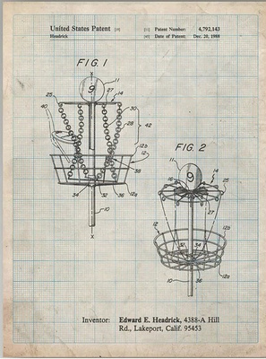 Ed Later Patent Drawing
