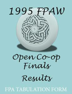 1995 FPAW Open Co-op Finals