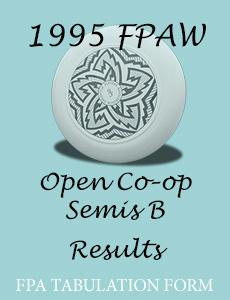 1995 FPAW Open Co-op Semis B