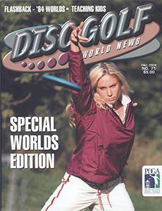 Disc Golf World News #71 Fall04