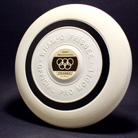White—1 Mold—4th Style—2nd Olympic Label