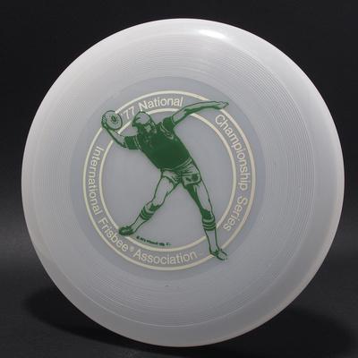 Wham-O 50 Mold—Green, Gold—Unpigmented—John Bird