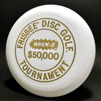 $50,000 Tournament—Wham-O 80 Mold—White