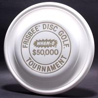 $50,000 Tournament—Wham-O FB3 Mold—White