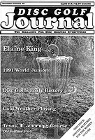 Disc Golf Journal v1n4 Dec91-Jan92 thumb