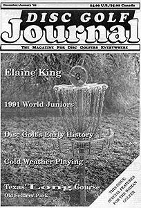 Disc Golf Journal v1n4 Dec91-Jan92