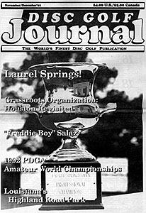Disc Golf Journal v2n3 Nov-Dec92