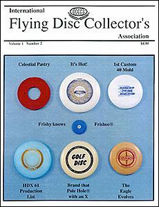 International Flying Disc Collector's Association v1n2
