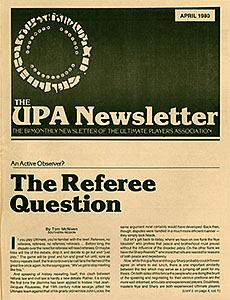 UPA Newsletter v1n1 Apr80