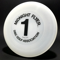 Midnight Flyer #1—50 Mold—Clear (does not glow)