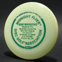 "Dan Mangone—""Disigner""—Wham-O Mini—Metallic Green"