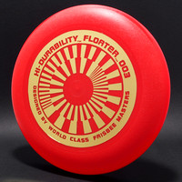 Floater—Hi-Durability 003—Red—Gold