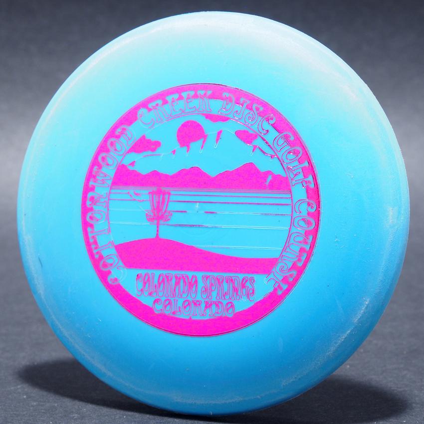 Cottonwood DG Course—Innova Mini—Blue—Metallic Pink