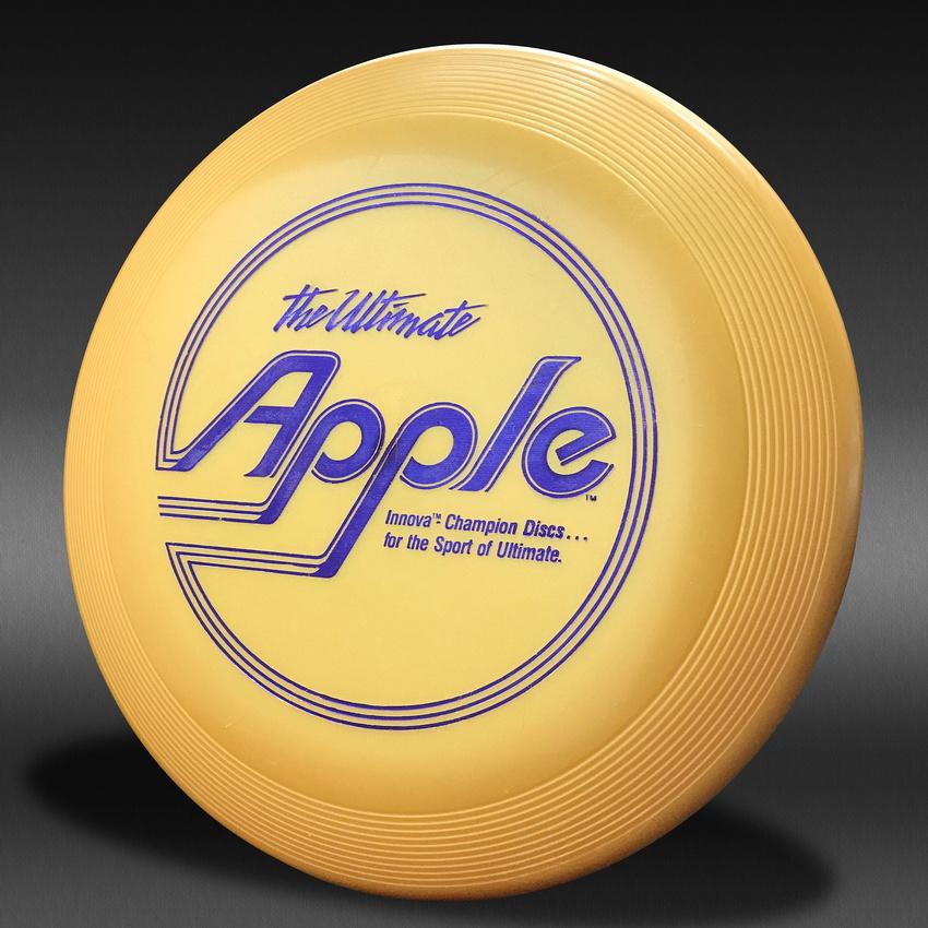 Apple, The Ultimate—Yellow—Metallic Purple