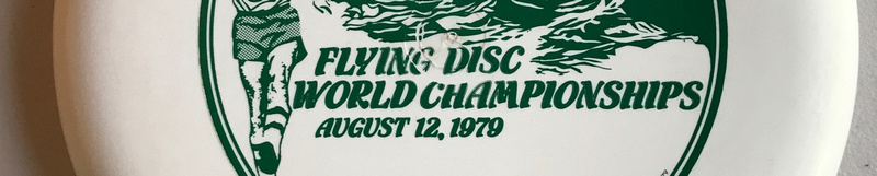 World Disc Championships masthead
