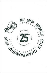 1989 GPA World Guts Championship