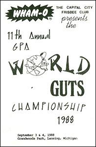 1988 GPA World Guts Championship