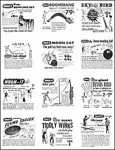 Wham-O Product Brochure 1958