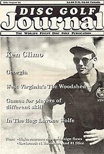 Disc Golf Journal v5n1 Jul-Aug95