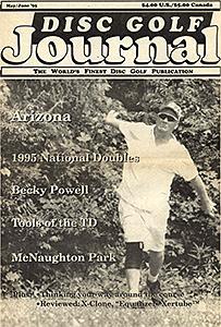Disc Golf Journal v4n6 May-Jun95