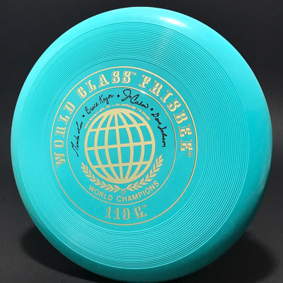 WC 119G—4 Sig—40 Mold—Turquoise—Gold, Black