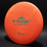 Fuse, Limited Edition Material—Test Run—Orange—Metallic Green