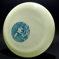$50,000 Tournament, Tom Kennedy 1st Place—Wham-O 80 Mold—Glow