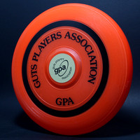 GPA—GPA Label—Wham-O—15 Mold—9th Style—Black Band