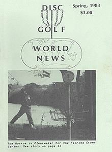 Disc Golf World News v2n1 Spring88