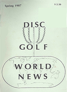 Disc Golf World News v1n1 Summer87
