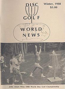 Disc Golf World News v2n4 Winter88