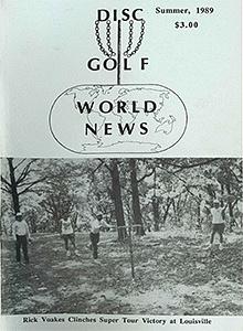 Disc Golf World News v3n2 Summer89