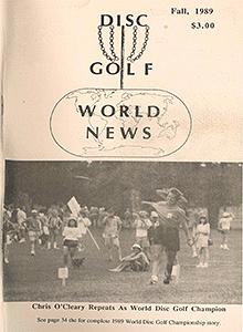 Disc Golf World News v3n3 Fall89