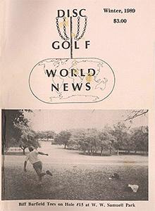 Disc Golf World News v3n4 Winter89